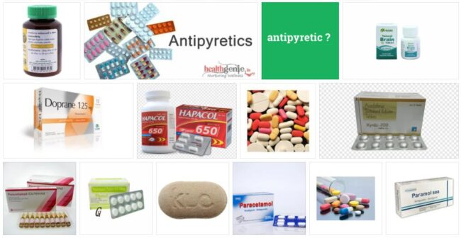 Antipyretic